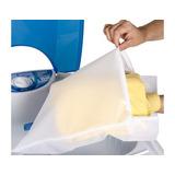 Kit 9 Sacos Para Lavar Roupas Delicadas 3 P 3 M 3 G Bag Limp