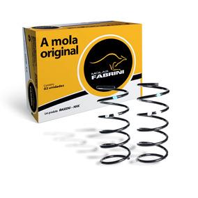 Par De Molas Dianteira Monza - Fabrini I-ch0183
