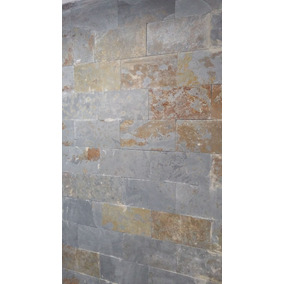 Piedra Ardosia Natural 15x30 / 30x60 Oxido