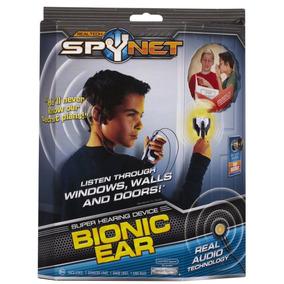 Ouvido Biônico Spynet Dtc Super Audição Spynet Brinquedos