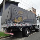 Lona Caminhão 5x8 Mt Anti Chamas Vinil Lonil Curitiba Paraná