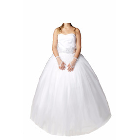 Vestido De Noiva Ou 15 Anos Princesa Partylight Atelier