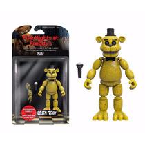 Fnaf Five Nights At Freddy S Golden Freddy Figura Funko