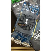 Placa De Video Ecs Elitegroup Nvidia Geforce 9600gt 1024gb