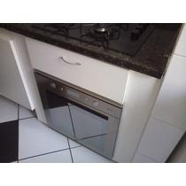 Armário De Cozinha Mdf Para Imbutir Forno Elétrico E Cooktop