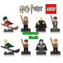 Coleção Lego Harry Potter Hermione Voldemort Ron Severo Snap