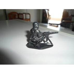 Soldado Guerra Plastico