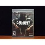 Call Of Duty Black Ops Y Mw 3 Ps3 Oferta