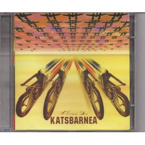 Katsbarnea - A Tinta De Deus - Raridade - Cd - Gospel