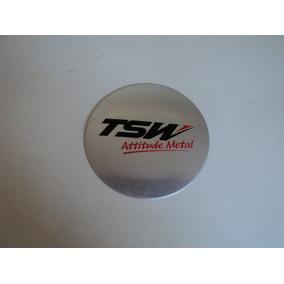 Emblema Tsw Para Roda Esportiva 40mm