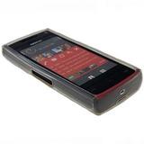 Capa Tpu Celular Nokia X6 + Pelicula