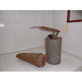 Langostera: Antiguo Fumigador De Langostas,para Decoracion