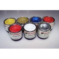 Tinta Humbrol P/ Kits Tipo Revell, Tamiya, Plastimodelismo