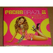 Pacha Brazil Southamerican Sessions 3 Cd Triplo Novo Lacrado