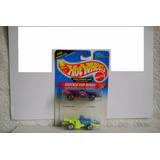 Nico Hot Wheels X 2 Sharkruiser Turbo 1/64 (hs 11)