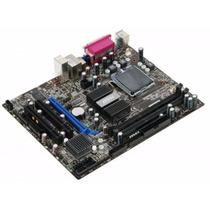 Kit Placa Mãe 775 Ddr3 Dual Core 2gb Cooler C/ Frete Grátis