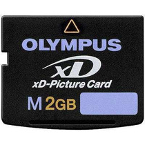 Cartão Memória Xd 2gb P/ Camera Digital Olympus Stylus 550wp