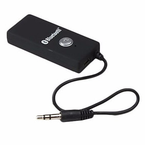 Adaptador Bluetooth Receptor Audio Dongle P2 3,5