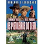 Dvd Os Pistoleiros Do Oeste Terence Hill Novo Lacrado ##