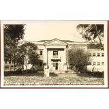 Cartão Postal Antigo Uberaba Mg Faculdade Odonto E Direito