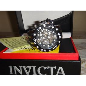3ede74be05d Invicta 1692 Reserve Specialty Cuadro Black Dial Steel - Relógios De ...