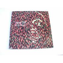 Lp Jimmy Cliff - Breakout - 1991 - Encarte