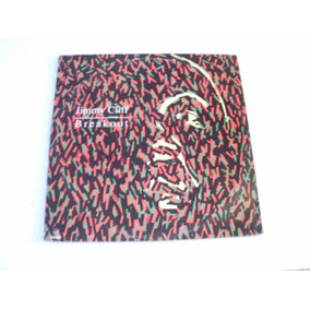 Lp Jimmy Cliff - Breakout - 1991 - Encarte