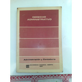 Derecho Administrativo Universidad Nacional Abierta Oferta