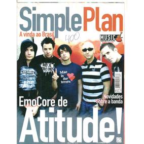 Poster Simple Plan - Emocore De Atitude!