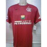 Raridade! Camisa Treino Flamengo Nike Oficial 2007 / 2008