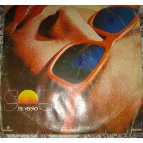 Lp Vinil Sol De Verão Trilha Sonora Da Novela Nacional 1982