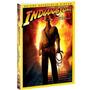 Indiana Jones E O Reino Da Caveira De Cristal Dvd Duplo Lacr