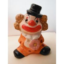 Figura Payaso Clown Retro Vintage Sri Lanka Souvenir