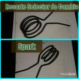 Resorte Selector De Cambio Spark