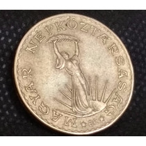 Moeda Hungria 10 Forint 1987