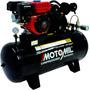Compressor Profissional Gasolina 15pés 7hp Cmv15/130 Motomil