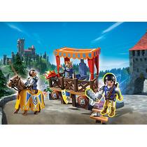Tribuna Real Con Alex Playmobil - Set 70 Piezas - Art. 6695