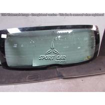Vidro Vigia Traseiro Renault Clio Até 2012 Cod 25 - Sportcar