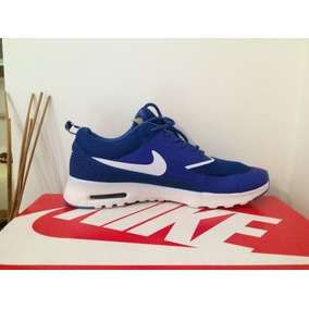 Zapatillas Nike Air Max Azules Talle 39 Oferta Ultimas