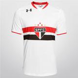 Camisa Under Armour São Paulo 15/16 S/nº Original Oficial Nf