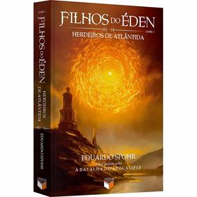 Livro - Filhos Do Éden - Herdeiros De Atlântida (volume 1) #