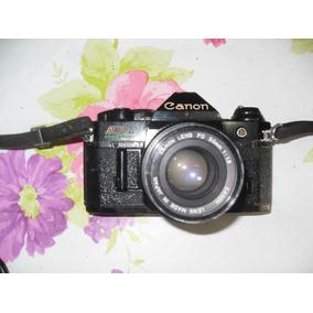 Maquina Fotográfica Canon Ae 1