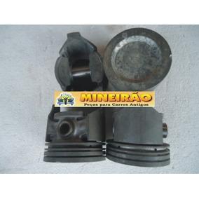 Opala 68 Á 70 - Pistões 0,50 Motor 153 4 Cilindros - 4857