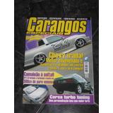 Revista Carangos Especiais Collection Nº 2 ( Ed. 4, 5 E 9 )