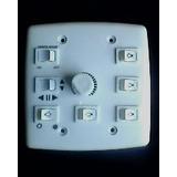 Controle Para Ventilador De Teto 4x4 Com 5 Interruptores