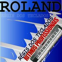 135 Ritmos Roland Ótimos E-50,e-60,alfa 01,g600,e-80,e-09.