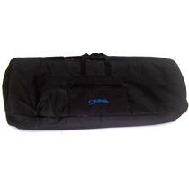 Capa Bag Extra Luxo Crbag Para Teclado 6/8 Frete Grátis.