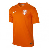 Jersey Nike Seleccion De Holanda Local Mundial 2014