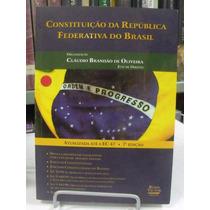 Constituição Da República Federativa Do Brasil - Claudio Bra