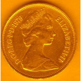 2 New Pence 1979 Inglaterra